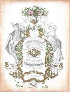 8 Avril 1857  Souvenir De La Dernière Soirée Musicale Hebdomadaire Donnée Chez Monsieur Le Docteur Crommelinck - Programma's