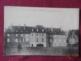 CPA - Hémêvez - Le Château, Façade Nord-Est - France