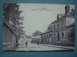 BRUYERES - RUE DE FRANCHE COMTE - Bruyeres