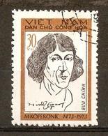 1973 - Nicolas Copernic (1473-1543) - N°780 Vietnam Du Nord - Viêt-Nam