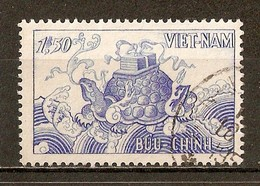 1955 - Tortue Sacrée - N°31 Vietnam Du Sud - Viêt-Nam
