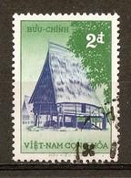 1957 - Hauts-plateaux - Maison En Montagne - N°68 Vietnam Du Sud - Viêt-Nam