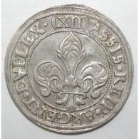 STRASBOURG - GROSCHEN OU 12 ASSIS - 1630 - SUPERBE - - 476-1789 Monnaies Seigneuriales