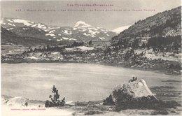FR66 LES BOUILLOUSES - Labouche 483 - La Petite Et La Grande Bouillouse - Belle - France