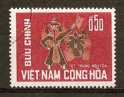 1966 - Fête Des âmes Errantes - Défilé - N°286 Vietnam Du Sud - Viêt-Nam
