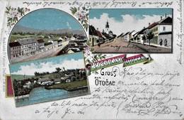 Otocac 1901. Circulated - Lika - Croatia - Litho - Croatia