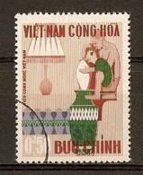 1967 - Métiers D'art - Poterie - N°314 Vietnam Du Sud - Viêt-Nam