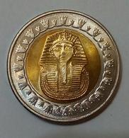 EGYPT - 1 Pound (King TUT) - 2018 - UNC - Agouz - Egypte