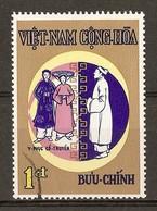 1970 - Costumes Traditionnels - N°377 Vietnam Du Sud - Viêt-Nam