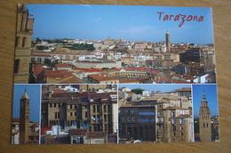 Old  Postcard Tarazona. Ex Plaza De Toros Now Living House - Corrida - Corrida