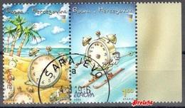 Bosnia Sarajevo - EUROPA  2004 Used Set - Bosnie-Herzegovine