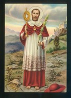 Ed. Fisa, Serie Santus Nº 4 *San Ramón* Dep. Legal B. 5521-70. Nueva. - Saints