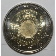 LUXEMBOURG - 2 EURO 2012 - 10 ANS DE L'EURO - SUP/FDC - - Luxembourg