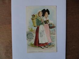 ALSACIENNE ET LORRAINE H. HATZAL 1905 A. S. V. SERIE 602 - Illustrateurs & Photographes