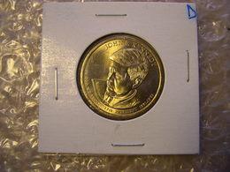 One Dollar Kennedy UNC D Type - Emissioni Federali