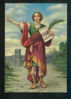 Ed. Fisa, Serie Santus Nº 1 *San Pancracio* Dep. Legal B. 5521-70. Nueva. - Saints