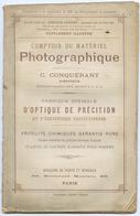CATALOGUE COMPTOIR DU MATERIEL PHOTOGRAPHIQUE - Photographie