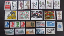 FRANCE - Année 1985 - 41 Timbres ** Neufs Sans Charnière Différents - Stamps