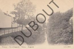 Postkaart-Carte Postale TIENEN/Tirlemont Vue Du Borchgracht - Zicht Op De Borggracht  (K34) - Tienen