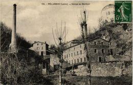 CPA Pelussin- Usines Au Berthoir (578605) - Pelussin