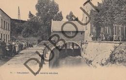 Postkaart-Carte Postale TIENEN/Tirlemont L'Ile Sainte Hélène (K37) - Tienen