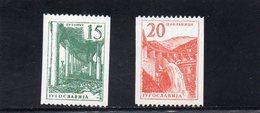 YOUGOSLAVIE 1959 ** - Neufs