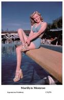 MARILYN MONROE - Film Star Pin Up PHOTO POSTCARD - C33-99 Swiftsure Postcard - Artistes