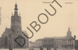 Postkaart - Carte Postale TIENEN/Tirlemont Grand Place - Grote Markt  (K40) - Tienen