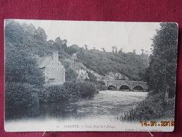 CPA - Hambye - Vieux Pont De L'Abbaye - France