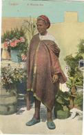 POSTAL   TANGER  -MARRUECOS  - A MOORISH BOY - Tanger