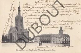 Postkaart - Carte Postale TIENEN/Tirlemont L'église De Notre Dame Du Lac - Onze-Lieve-Vrouw-ter-Poel 1900 (K42) - Tienen