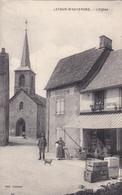 La Tour D'Auvergne - L'Eglise - Café Commerce Modes Animé - Francia