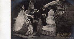 La  Cavalcata  Ardente  ,  Film Del 1925  , Soava  Gallone  , Stanislava  Winawer  , Emilio  Ghione - Attori
