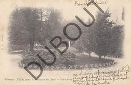 Postkaart - Carte Postale TIENEN/Tirlemont Vue Du Jardin Du Pensionnat Des Soeurs De Notre Dame 1903 (K43) - Tienen