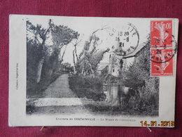CPA - Conneville - Le Manoir - France
