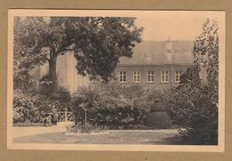 Oosterlo Oosterloo Pensionnat Val Ste-Marie Kostschool Mariadal Vue Sur Le Pont - Zicht Op De Brug - Geel