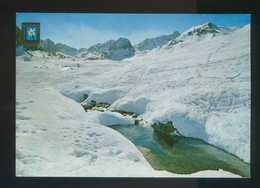 Ed. Fisa, 1ª Serie Paisajes Nevados Nº 18. Nueva. - Postales