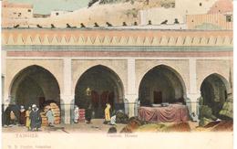 POSTAL   TANGER  -MARRUECOS  - CUSTOM HOUSE - Tanger