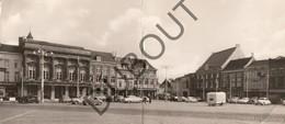 Fotokaart - Carte Photo TIENEN/Tirlemont Stadhuis En Grote Markt - Hôtel De Ville Et Grand Place (K44) - Tienen