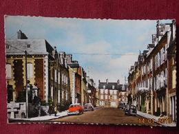 CPSM - La Haye(Pesnel - Rue Du 30 Juillet - France
