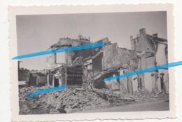WW2 Ville Dévastée / Ruines Après Bombardement à EVREUX Eure Normandie 1940 ! - 1939-45
