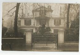 Angleterre - London Auckland Hill West Norwood Street Carte Photo Villa Maison  - 2scans - Other