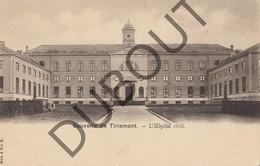Fotokaart - Carte Photo TIENEN/Tirlemont L'Hôpital Civil  (K45) - Tienen