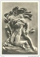 ARNO BREKER   CAMARADES   Film * Foto * Verlag * Berlin SW 68    Photo Charlotte Rohrbach - Sculptures