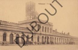 Fotokaart - Carte Photo TIENEN/Tirlemont La Gare - Het Station  (K47) - Tienen