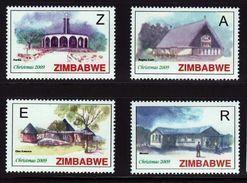 Zimbabwe 2009 Christmas MNH / ** (Simbabwe) - Zimbabwe (1980-...)
