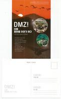 Visiting The DMZ . (Zone Démilitarisée Entre Les 2 Corées), Carte Postale DMZ Neuve, Non Circulée - Corée Du Nord