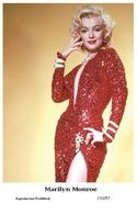 MARILYN MONROE - Film Star Pin Up PHOTO POSTCARD - C33-97 Swiftsure Postcard - Artistes