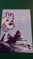 CPSM BD IMAGEX 4 CACHES CHIEN MILOU DE TINTIN DEC 1983 2 EME TIRAGE ED SINSEMILLA VIPER - Comics