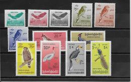 Birmanie N°111/122 - Oiseaux - Neuf ** Sans Charnière - TB - Stamps